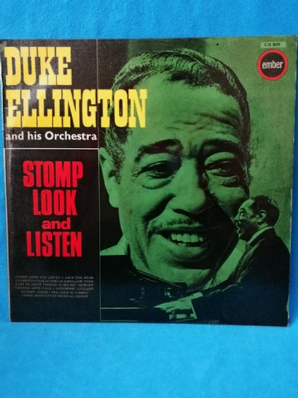 Duke Ellington- Stomp Look and Listen