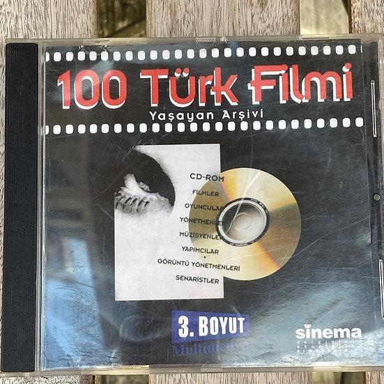 100 türk Filmi Yaşayan Arşiv CD