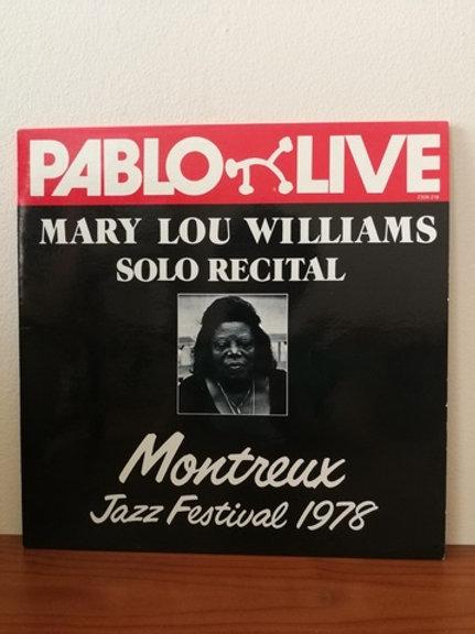 Mary Lou Williams Solo Recital- Montreux Jazz Festival 1978
