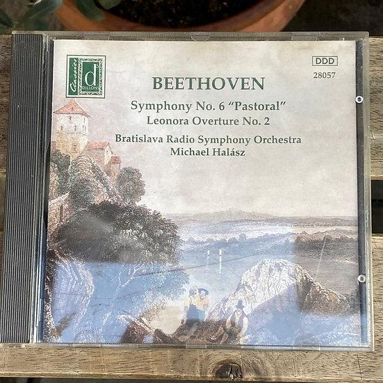 "Beethoven Symphony No. 6 "" Pastoral""Leonora Overture No. 2 CD"