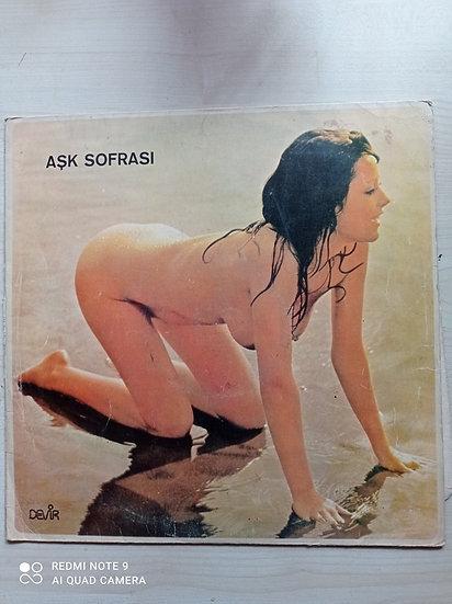 Aşk Sofrası - PLAK LP