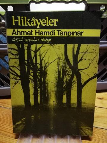 Ahmet Hamdi Tanpınar Hikayeler