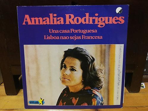 Amalia Rodrigues- Uma casa Portuguesa -Lisboa nao sejas Francesa