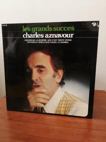 Charles Aznavour  Desormais La Boheme LP Plak
