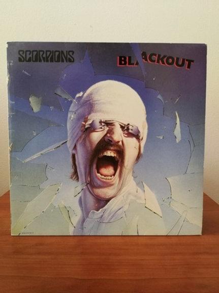 Scorpions- Blackout