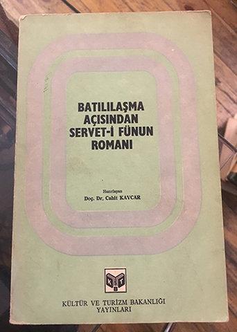 BATILILAŞMA AÇISINDAN SERVET-İ FÜNUN ROMANI