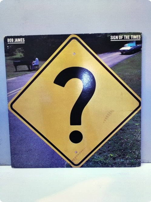 Bob James- Sign of The Times- Plak- LP