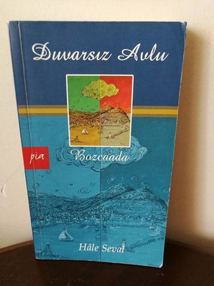 Duvarsız Avlu - Bozcaada