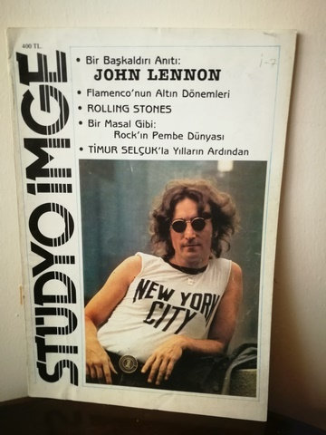 Stüdyo İmge Aralık 1985