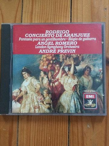 Rodrigo Concierto de Aranjuez