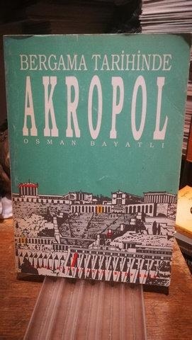 Bergama Tarihinde Akropol