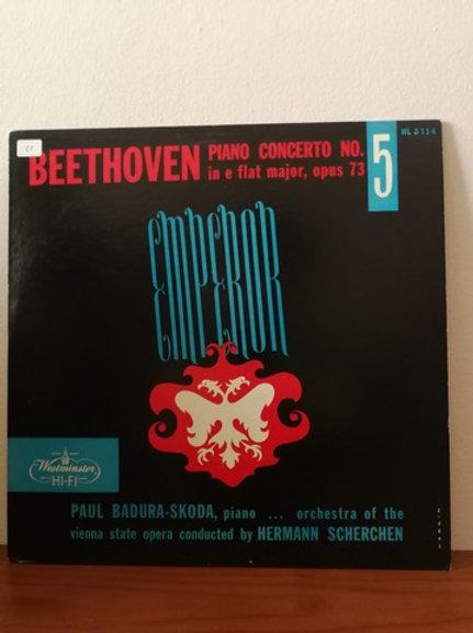 Beethoven- Emperor- Paul Badura-Skoda