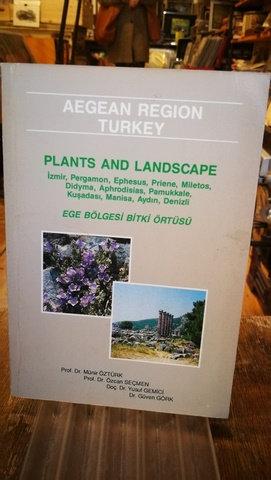Aegean Region Turkey Plants and landscape-Ege Bölgesi Bitki Örtüsü