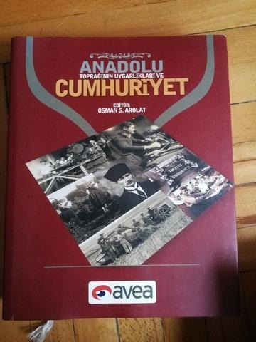 Anadolu Toprağının Uygarlıkları ve Cumhuriyet