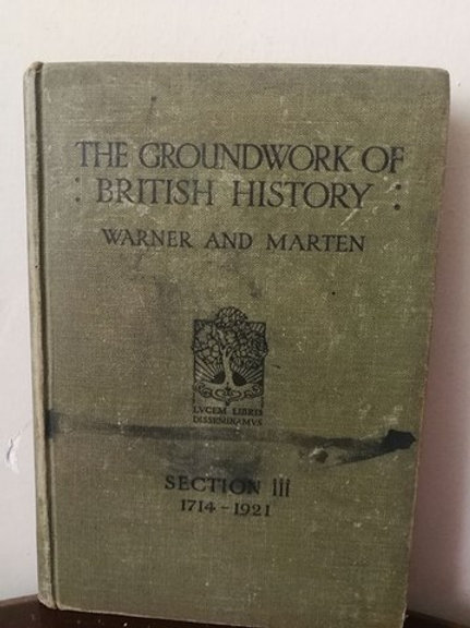 The Groundwork British History: Section 3
