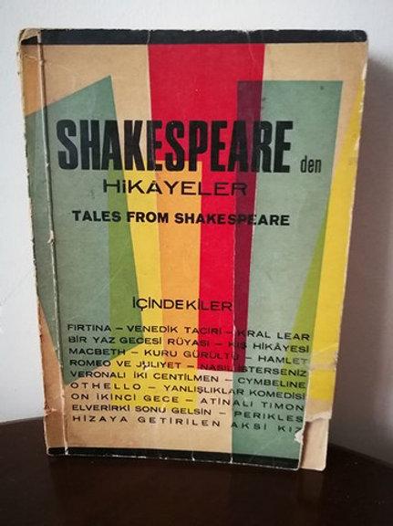 Shakespeare 'den Hikayeler: Tales From Shakespeare Bay Charlles and Mary Lamb