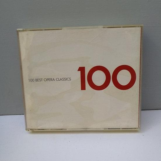 100 Best Opera Classics 4 CD