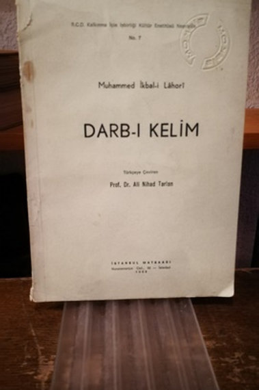 Darb-ı Kelim