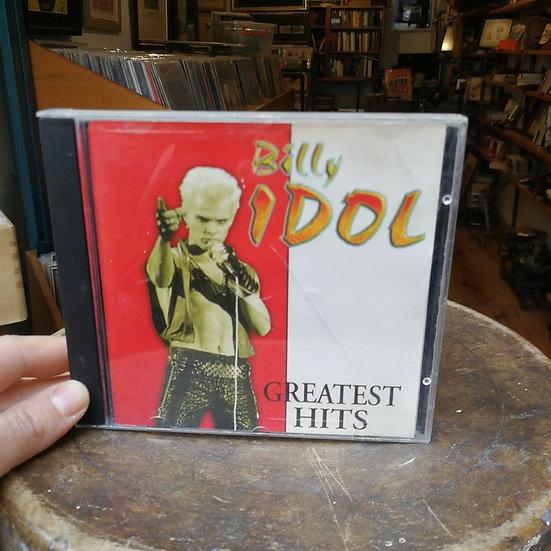 Billy Idol Greatest Hits CD