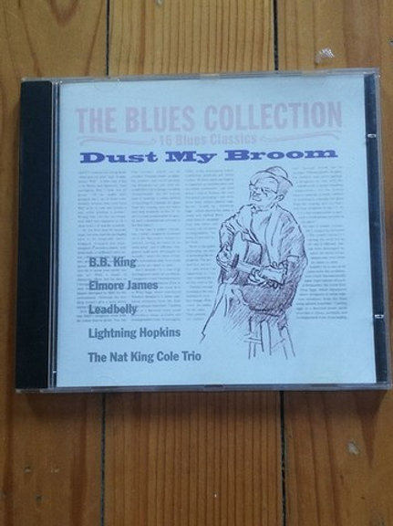 Various – The Blues Collection - Dust My Broom 2. EL CD