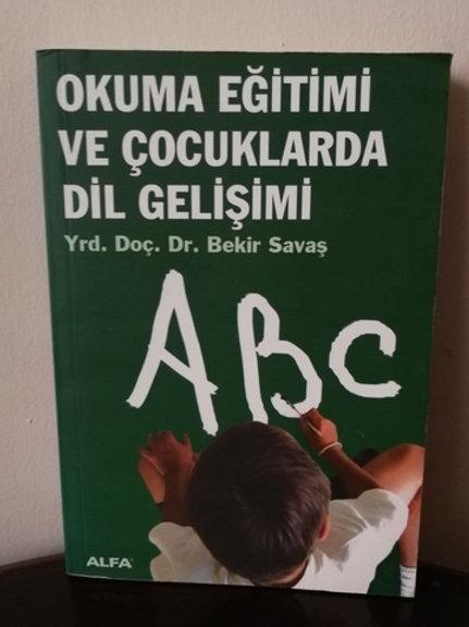 Okuma Eğitimi ve Çocuklarda Dil Gelişimi
