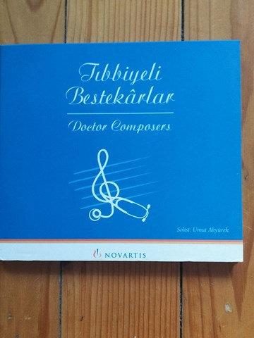 TIBBİYELİ BESTEKARLAR / DOCTOR COMPOSERS 2. EL CD