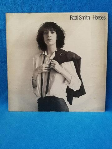 Patti Smith Horses LP Plak