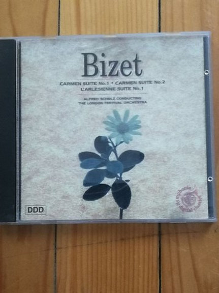Bizet Klasik m-Müzik 2. EL CD