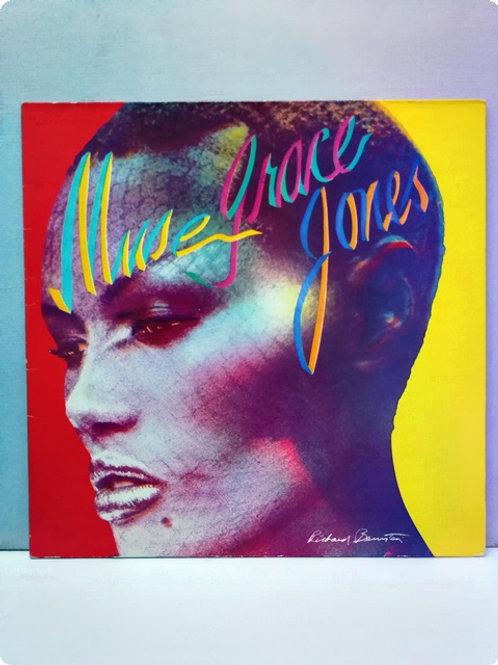 Grace Jones- Muse- Plak- LP