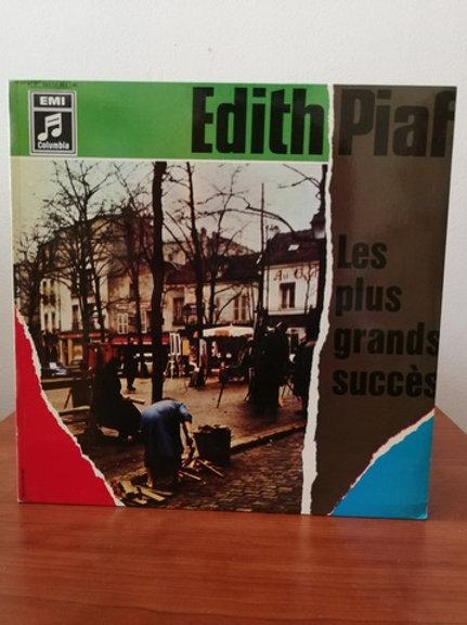 Edith Piaf -Les Plus Grand Succes