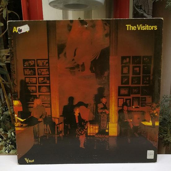 Abba The Visitors LP Plak