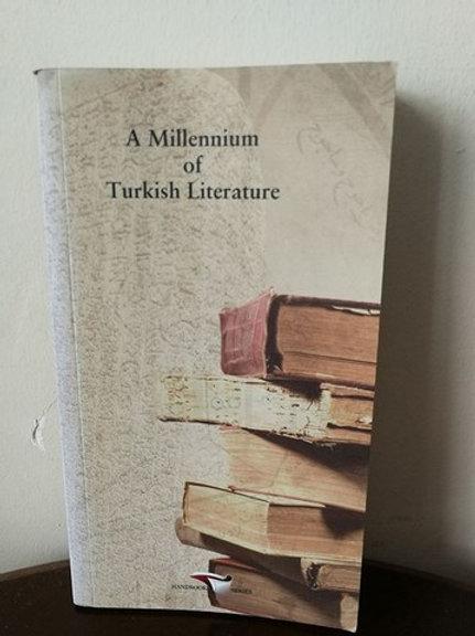 A Millennium of Turkish Literature
