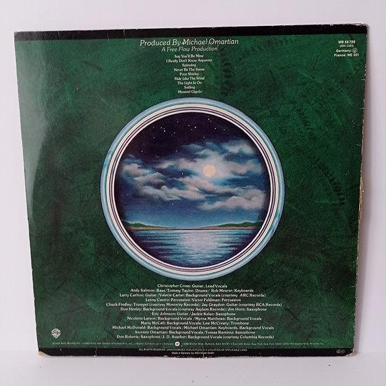 Christopher Cross LP Plak