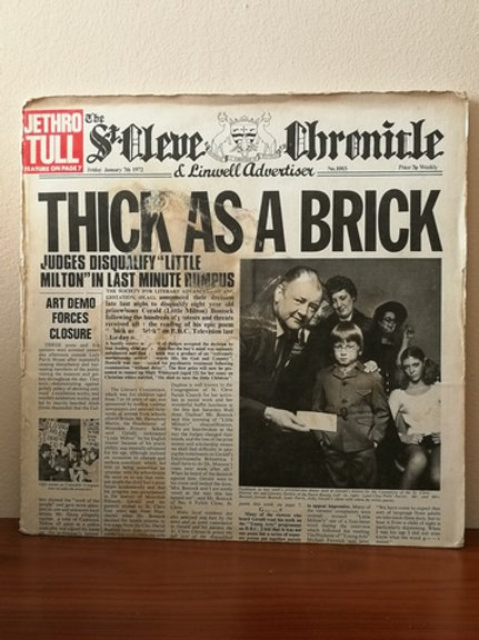 Jetro Tull- Thick as a Brick