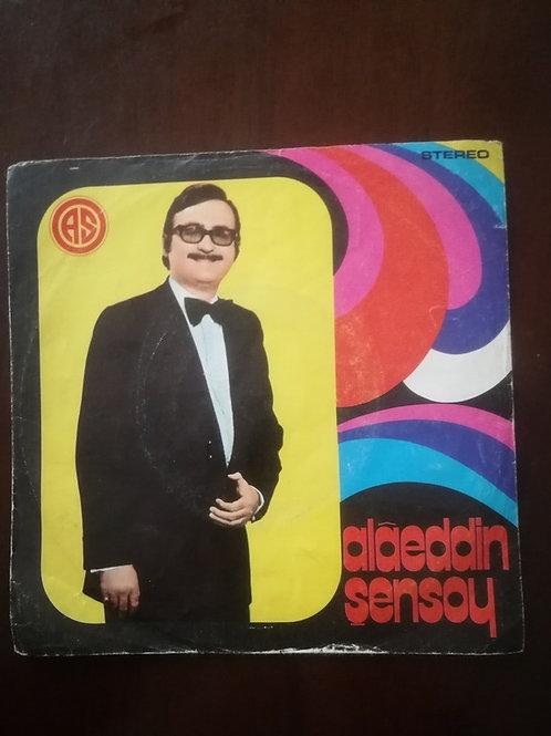 Alaeddin Şensoy as plak 45'lik (SADECE KAPAK)