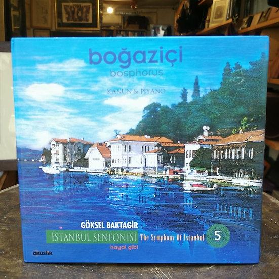 Boğaziçi  İstanbul Semfonisi 5: Göksel Baktagir CD