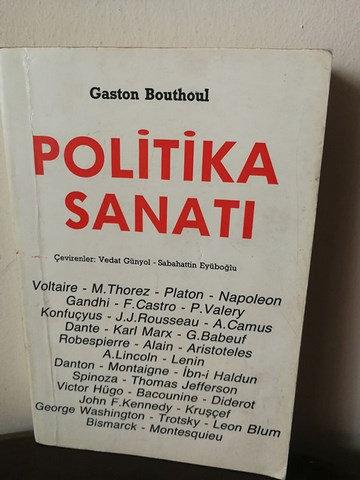 Politika Sanatı