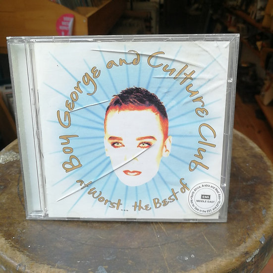 Boy George and Culture Club At worst.. The best of CD