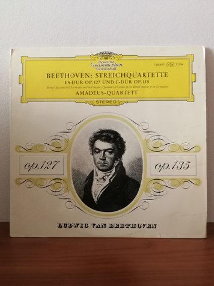 Beethoven- Amadeus Quartet