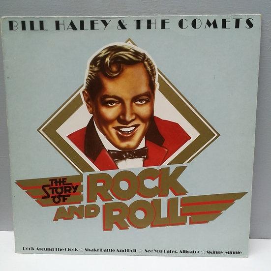 Bill Haley rock Around The Clock LP Plak