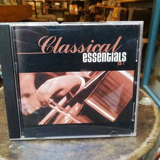 Classical Essenttials CD 1 CD