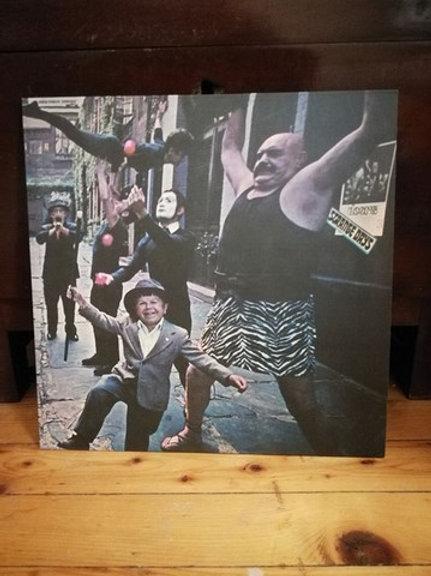Doors Strange Days  LP-Plak Tıpkı Basım