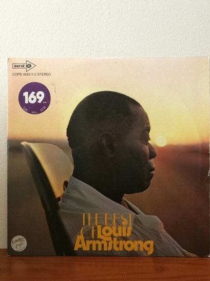 Louis Armstong- The Best of Louis Armstong 2 Plak