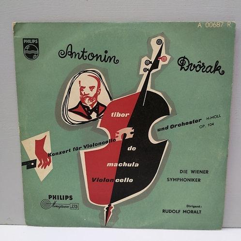 Antonin Dvorak – Konzert Fur Violoncello Und Orchester H-Moll Op. 104