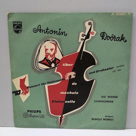 Antonin Dvorak – Konzert Fur Violoncello Und Orchester H Moll Op. 104