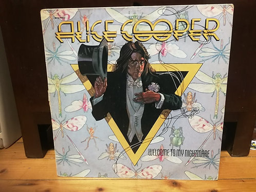 Alice Cooper-Welcome To My Nightmare