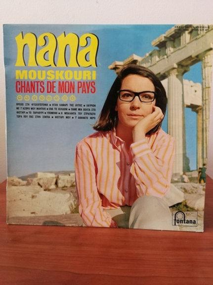 Nana Mouskouri  - Chants De Mon Pays