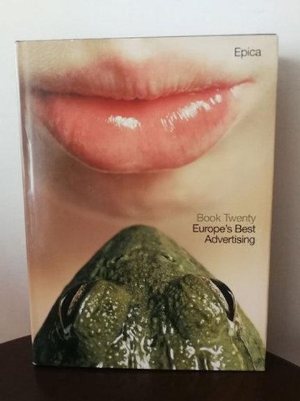 Book Twenty Europe's Best Advertising