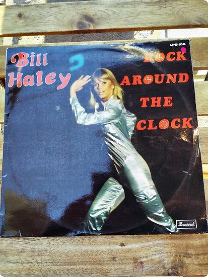 Bill Haley- Rock Around the Clock- Plak- LP