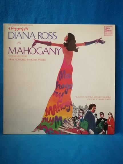 Diana Ross as Mahogany